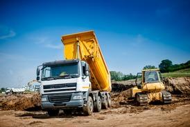 Louer un camion benne pour vos travaux d'aménagement