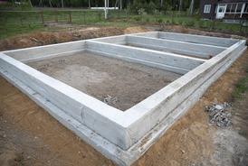 Fondations pour maison individuelle