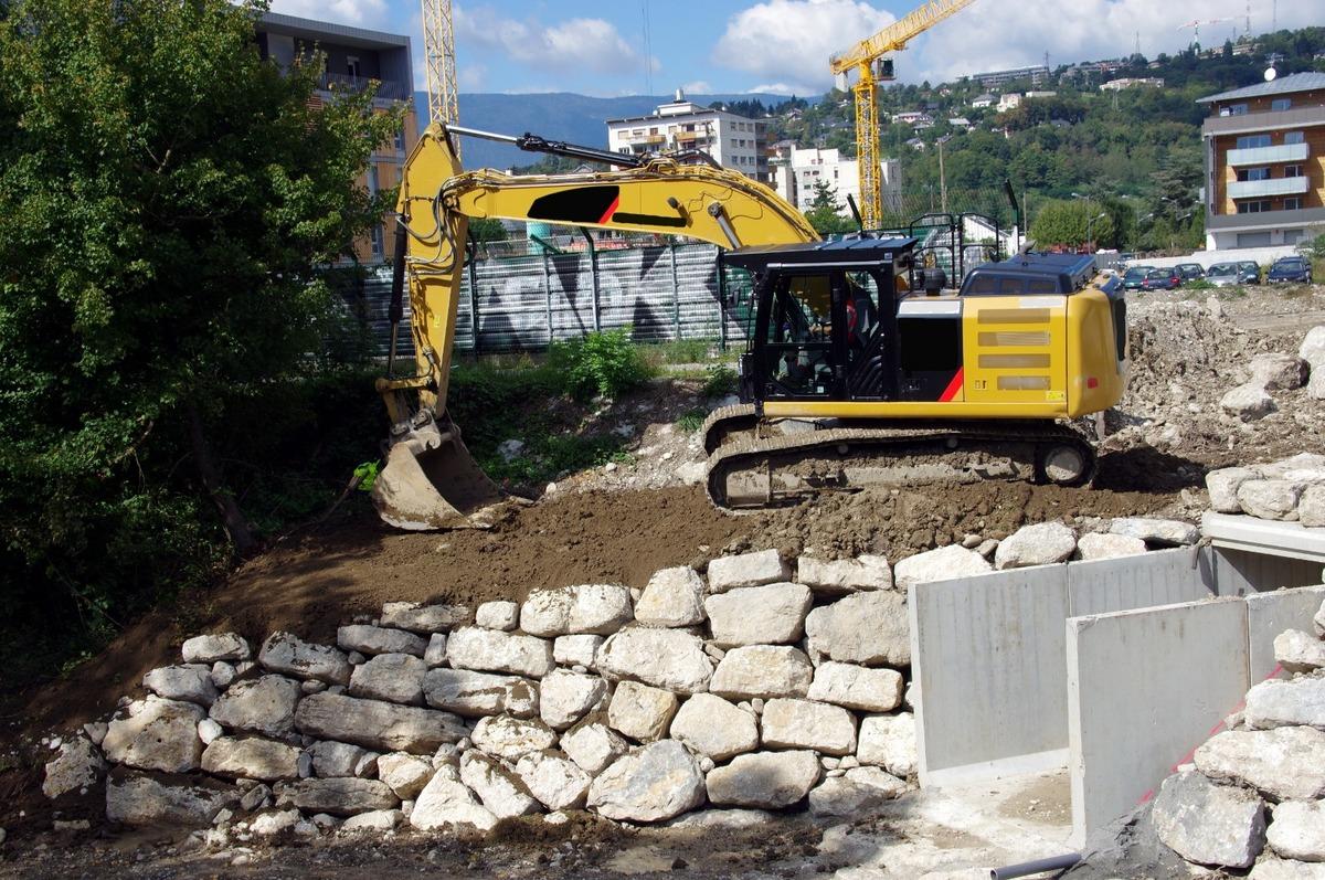 Location de matériel pour vos travaux d'aménagement extérieur